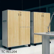 Classic Style Office Wall Cabinets File Cabinets Type MDF panel