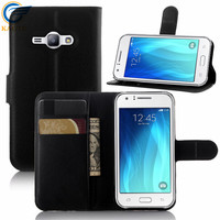 High quality new arrival heavy duty leather case/cover for Samsung Galaxy S4 mini /i9190