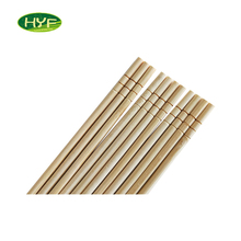 Good Quality Disposable Bamboo Quality Round Chopsticks
