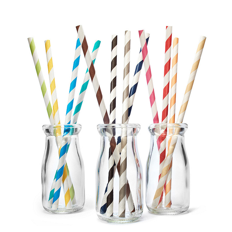 Wholesale party supply disposable drinking straw