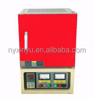 Promotional CE Certificate Laboratory Muffle Furnace SX2-4-12TP for 1200C Sintering