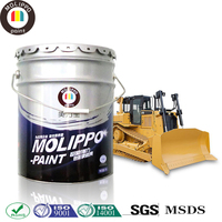 Anti Corrosion Excellent Adhesion Primer For Heavy Machinery