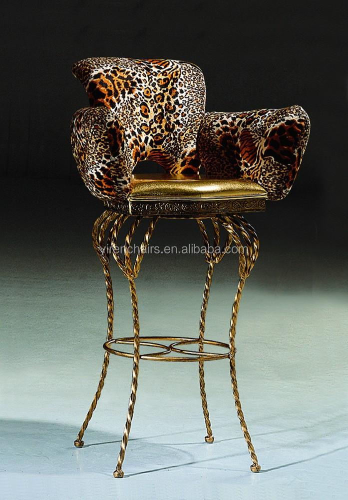 Stoff heben vintage klassiker barhocker antiker stuhl for Barhocker klassiker
