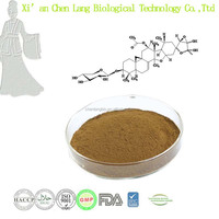 Good Supplier Triterpenoid Saponis 2.5%, 5%, 8% Black Cohosh Extract