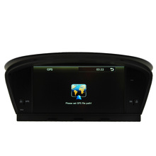 Car Video DVD CD Stereo Player For BMW E60 X5 With FM/AM,Bluetooth,GPS,iPod,Steering Wheel Control FREE SD map card