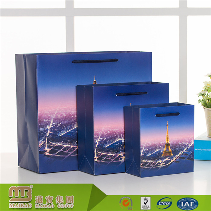 FREE SAMPLE Best Quality Customized Retail Art Paper Carrier Bags Made in China