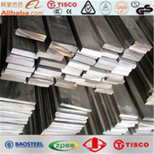 Factory Stock 304 Stainless Steel Flat Bar