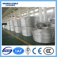 8030 /8176stranded alluminum wire and cable rod,Al alloy rod , aluminum cable wire