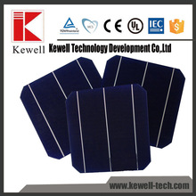 China factory direct sale Mono Silicon Solar Cell 6x6 inch,power solar cells in solar energy system
