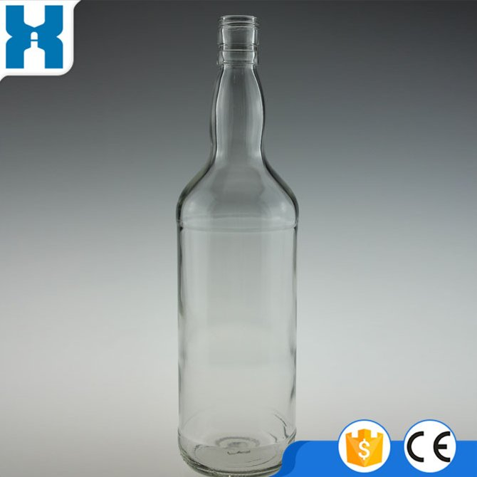 EMPTY LIQUOR/ALCOHOL/SPIRIT GLASS BOTTLE GOOD BOTTLE 700ML