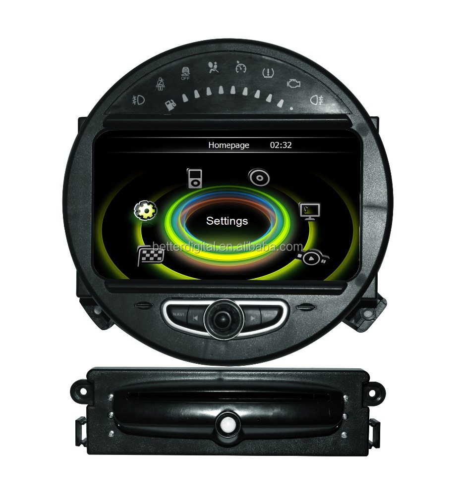 Navigation system for bmw mini cooper