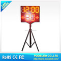 sports countdown timer/remote led countdown timer/outdoor led countdown clock