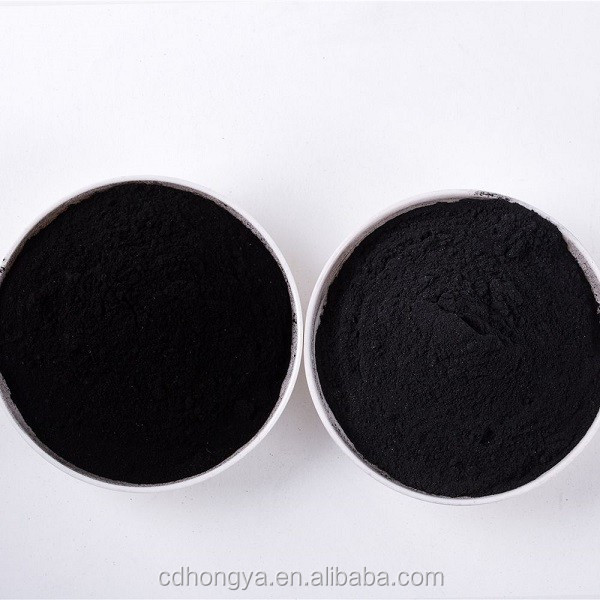 Wine decoloring wood based Activated carbon