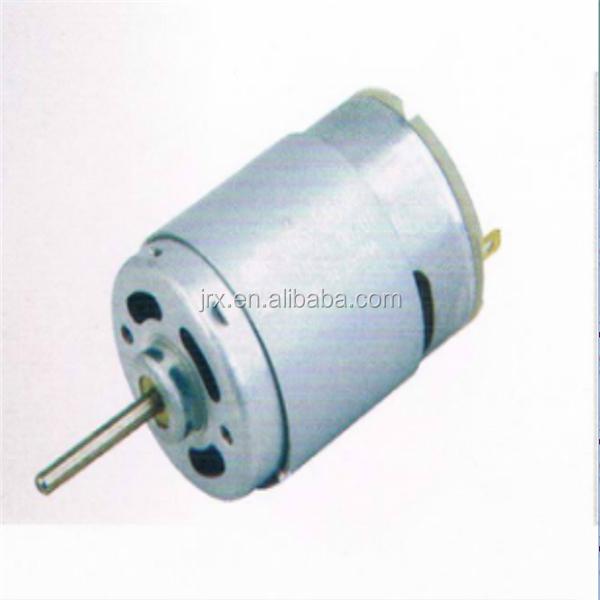 Manufacturer Dc Electric Brush Motor Sale Dc Electric