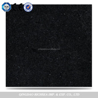 Alibaba China AAA Grade Absolutely Black Granite Slabs Price