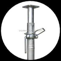 Shoring/Scaffoldings/Adjustable Prop, 48 to 60mm Diameter