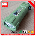 New launched products rechargeable waterproof flashlights made in China