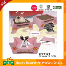 2016 New Fashion Wooden Pet Bed