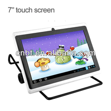 7 inch capacitive malata tablet pc with high quality
