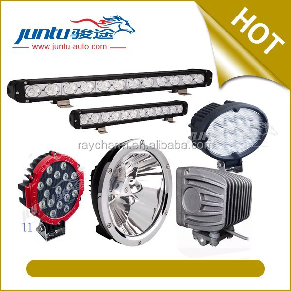 "7"" 4500lm 2.1A@12V 1.2A@24V 45W IP67 Off Road light driving light ip67 motorcycle rear lamps"