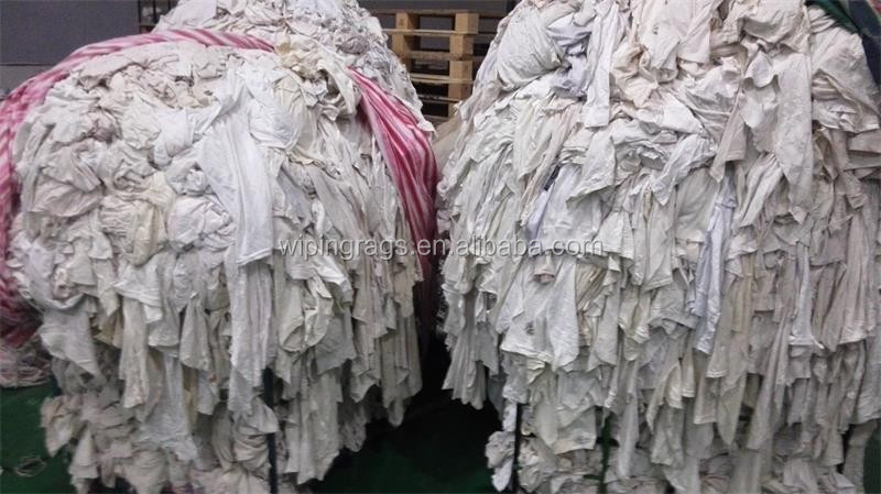 100%cotton floor wiping rag with wholesale price