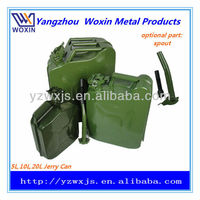 5L 10L 20L portable vertical car fuel tank
