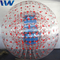 Toys For Kids PVC/TPU Inflatable Used Zorb Ball Rental