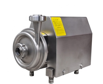 Stainless steel Beverage Juice Transfer pump Centrifugal Pump