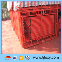 Shoring Steel Support Heavy Load Scaffolding/Falsework