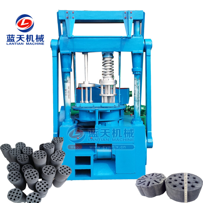 Honeycomb press coal charcoal briquette making machine