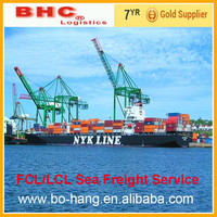 Good Ocean freight from China to Singapore door step DDP/DDU---sales010@bo-hang.com