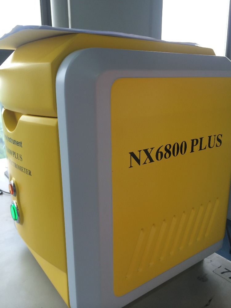 XRF gold testing machine EDX3000
