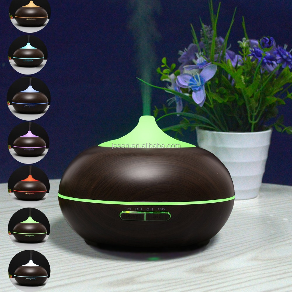 LED Aromatherapy Essential Oil Diffuser new arrival ultrasonic aroma mist diffuser,scent diffuser