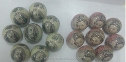 High quality bill printed golf ball /unique printed golf ball/stunning golf gift practice ball