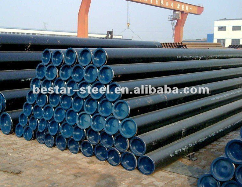 SMLS ASTM A106B Boiler Pipe