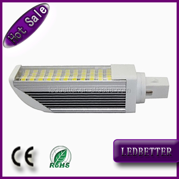 High brightness new products gx10q gx24q gy10q led pl lamp