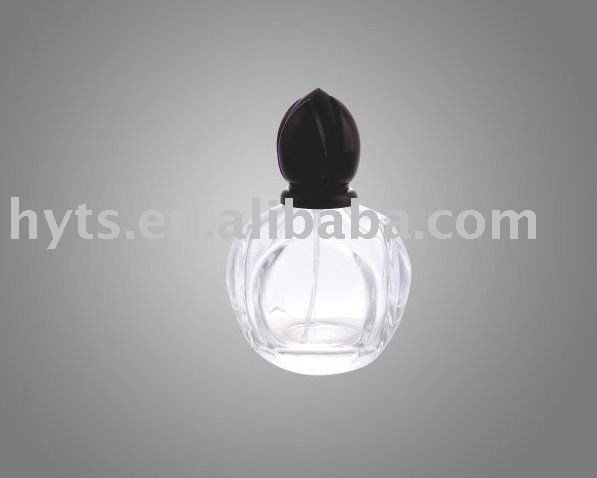 H37 Glass Perfume Container