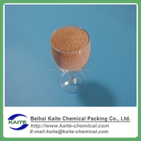 5A mol sieve for CO2 cylinder valve