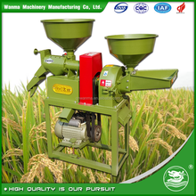 WANMA9004 portable 2.2kw home use small rice milling machine for sale