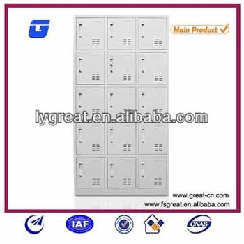 china supplier! 15 doors metal living room furniture
