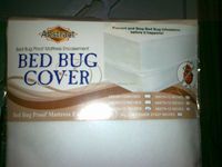 Bug Lock Mattress Encasement Bed bug Proof