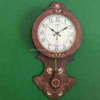 antique clock clock insert 80cm wall clock