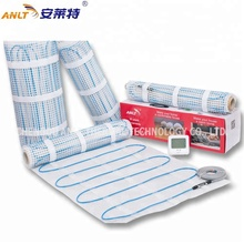infrared electric radiant floor heating mat