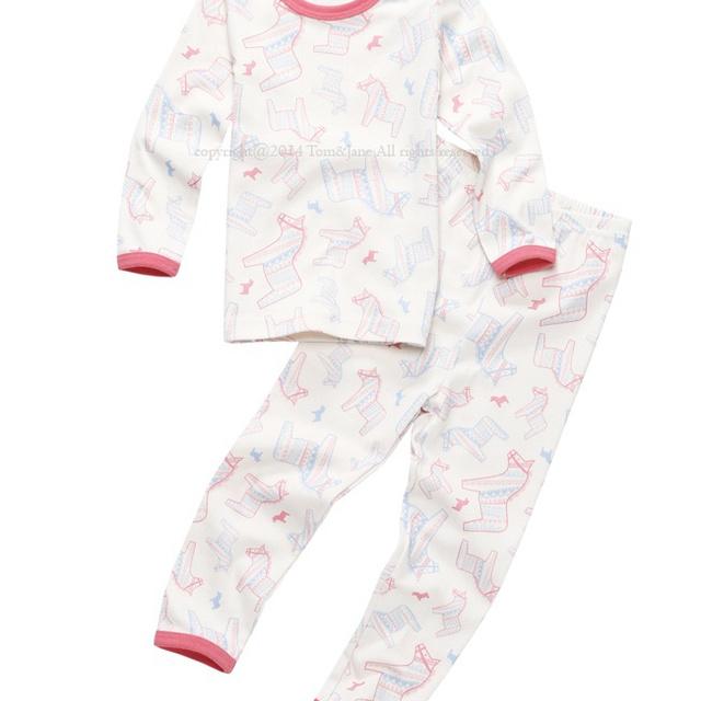 European style cotton 100% girl slim sleepwear pajamas kids underwear unikids