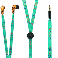 best christmas gift novelty waterproof earphone earbuds custom high quality headphone for mp3/mp4