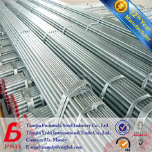 red band carbon galvanized scaffolding tube galvanized steel tube sheds