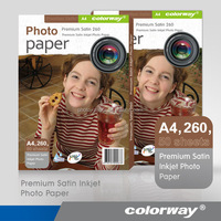 115g A3 self adhesive inkjet photo glossy paper