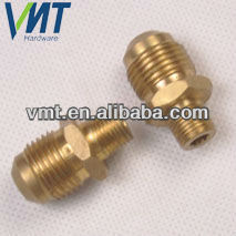 shenzhen custom design copper button head grease nipple type made in china