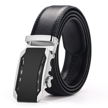 Fashion Latest Design Strong men's leather belt straps