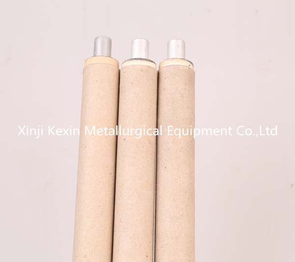 Specializing in the production of steel temperature measurement dedicated KS-604 thermocouple